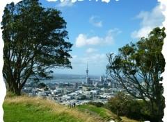 Trips : Oceania Auckland from Mt Eden