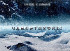 S�ries TV Le Trône de Fer : Game Of Thrones
