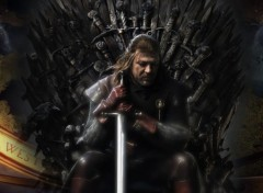 S�ries TV Game of Thrones - Eddard Stark