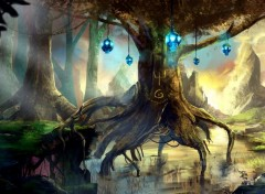 Fantasy et Science Fiction Arbre
