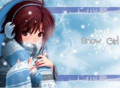 Jeux Vid�o Snow Girl
