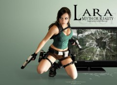 Jeux Vid�o Lara CROFT