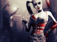  Jeux Vido Harley Quinn Splendide