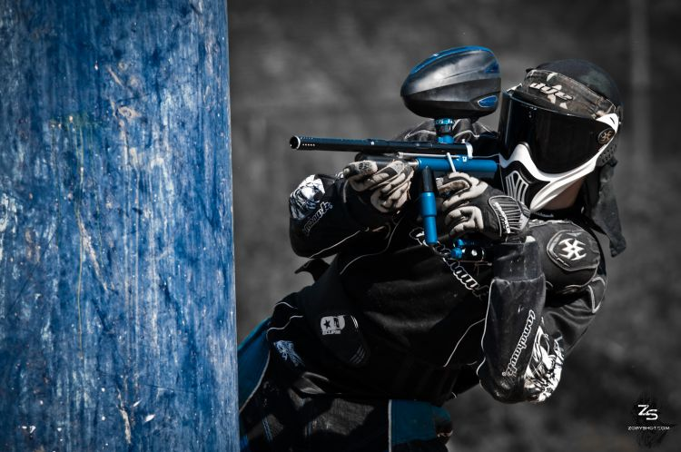Proto paintball wallpaper