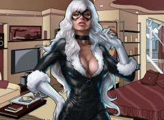 Comics Black-Cat.