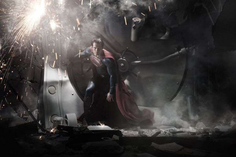 Fonds d'�cran Cin�ma Superman Superman : Man of Steel