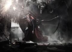 Cin�ma Superman : Man of Steel