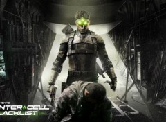 Jeux Vid�o Tom Clancy's Splinter Cell : Blacklist