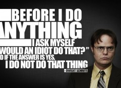 S�ries TV  Dwight Schrute