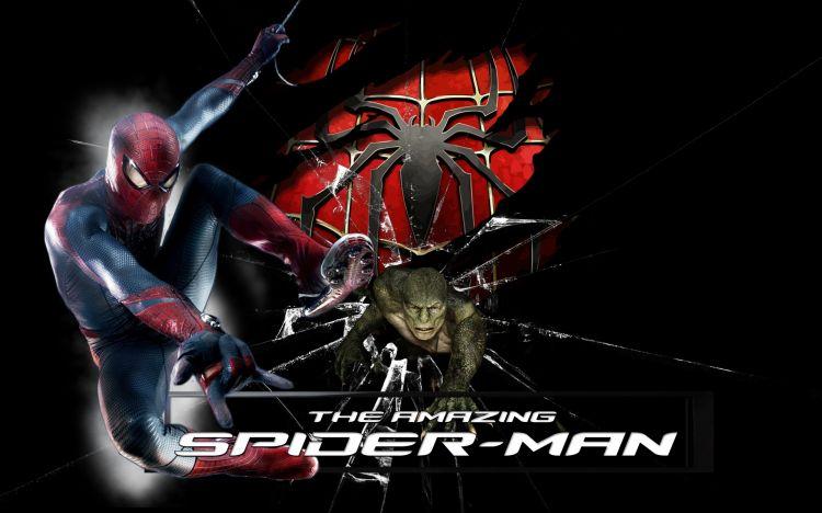 Fonds d'écran Cinéma The Amazing Spider-Man Wallpaper N°305467