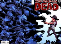 Comics et BDs Walking Dead