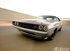 Fonds d'�cran Voitures dodge Challenger (1970)