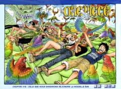 Manga One Piece nouvelle air