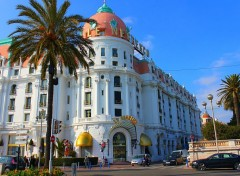 Voyages : Europe l'hôtel negresco