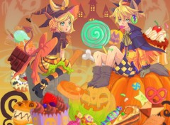 Manga Trick or treat