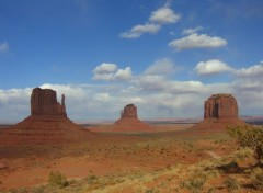 Voyages : Am�rique du nord Monument Valley