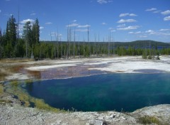 Voyages : Am�rique du nord Yellowstone [Wyoming]