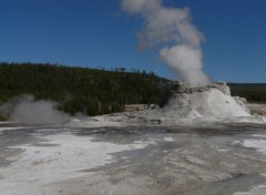 Voyages : Am�rique du nord Yellowstone