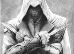 Art - Crayon Ezio Auditore