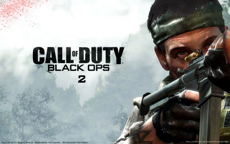 Wallpapers Video Games Call of Duty Black Ops 2 Call of duty : Bla