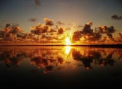 Nature Polynesian Sunset...