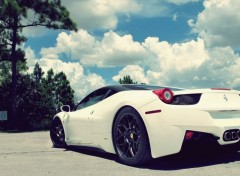  Voitures 458 Italia