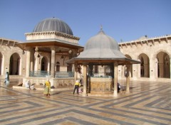 Voyages : Asie La Grande Mosquée d'Alep