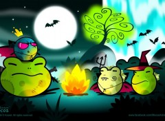 Art - Num�rique Mocos Adventures - Kakoween