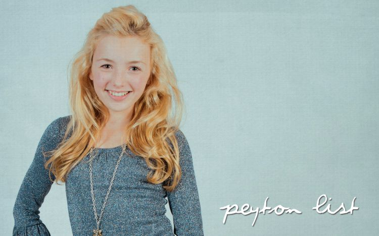 Wallpapers Celebrities Women Peyton List By