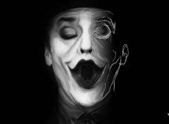C�l�brit�s Homme The Joker by Jack