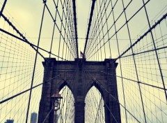 Voyages : Am�rique du nord Brooklyn Bridge
