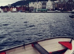 Voyages : Europe Bergen Port