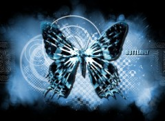 Art - Num�rique Butterfly
