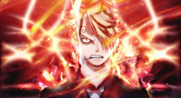 Character Sanji (Part 15) - One Piece Archive - OneManga ...