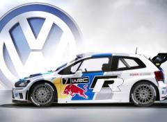 Voitures  2013 Volkswagen Polo WRC