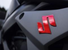 Motos Furious logo GSR 750