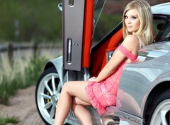 Cars Spyker C8 Laviolette