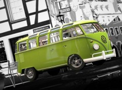 Video Games Volkswagen Combi (Type 2)