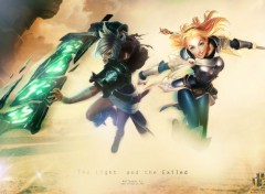 Jeux Vid�o The Light and The Exiled