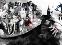 Jeux Vid�o Arkham City Wallpaper